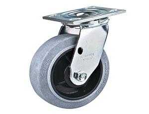 底板型活动导电轮