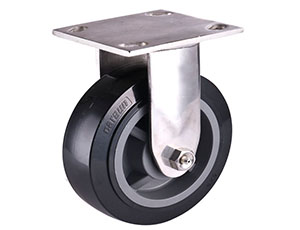 底板型橡胶定向轮