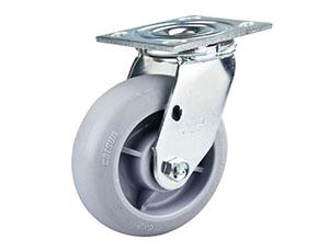 活动式重型圆边TPR轮