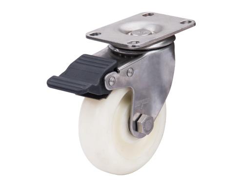 不锈钢PP轮