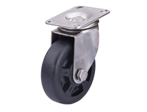 不锈钢耐高温万向脚轮