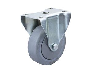 固定人造胶驱动轮