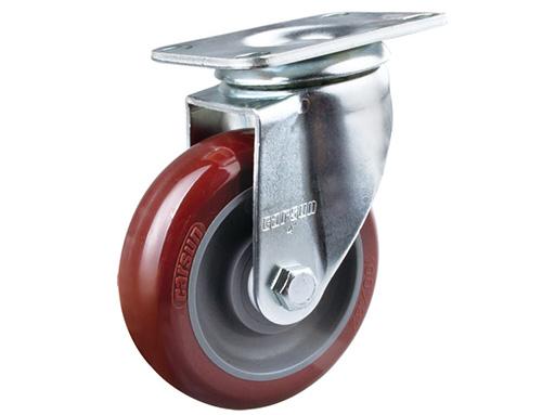 底板型活动聚氨酯轮