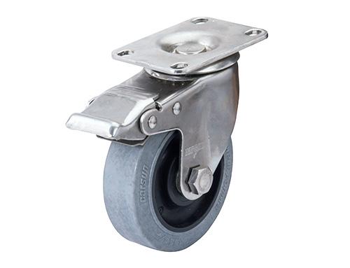 4寸不锈钢导电轮
