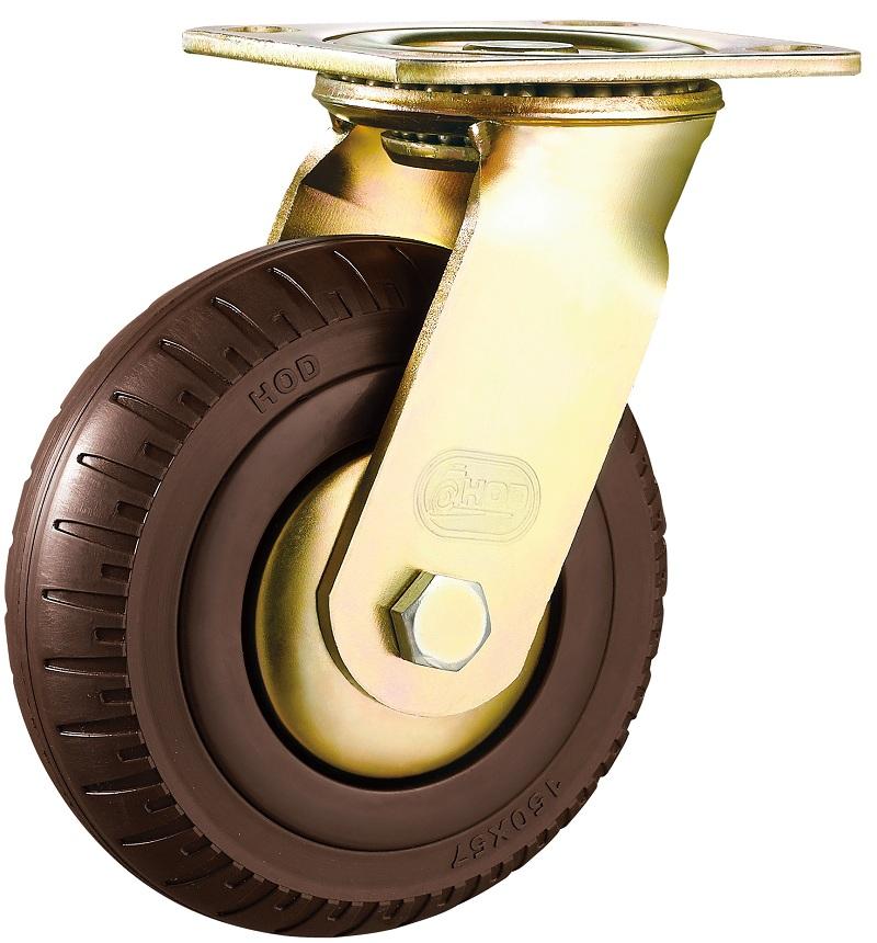 重型发泡脚轮