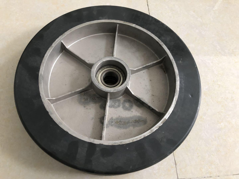 12寸洗地车脚轮